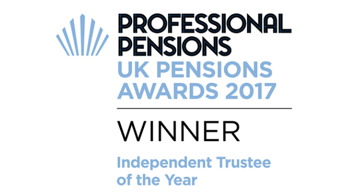 Independent Trustee Firm of the Year UK pensions Awards