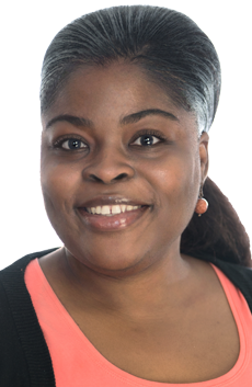 Image of Freda Mensah, Assistant Scheme Manager