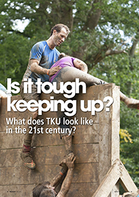"Image for opinion ""PMI News: Is it tough keeping up? TKU in the 21st century"""