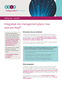 "Image for opinion ""Integrated risk management plans: how new are they?"""