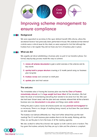 "Image for opinion ""Improving scheme management to ensure compliance"""