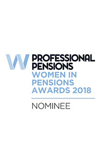 "Image for opinion ""Claire Teagle nominated for Women in Pensions Awards 2018"""