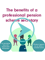 "Image for opinion ""The benefits of a professional pension scheme secretary"""