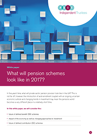"Image for opinion ""Pensions white paper - What does 2017 hold for pensions?"""